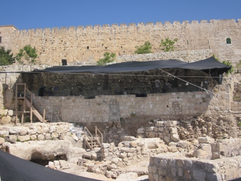 Phase 2 of the Ophel Excavation Reopens
