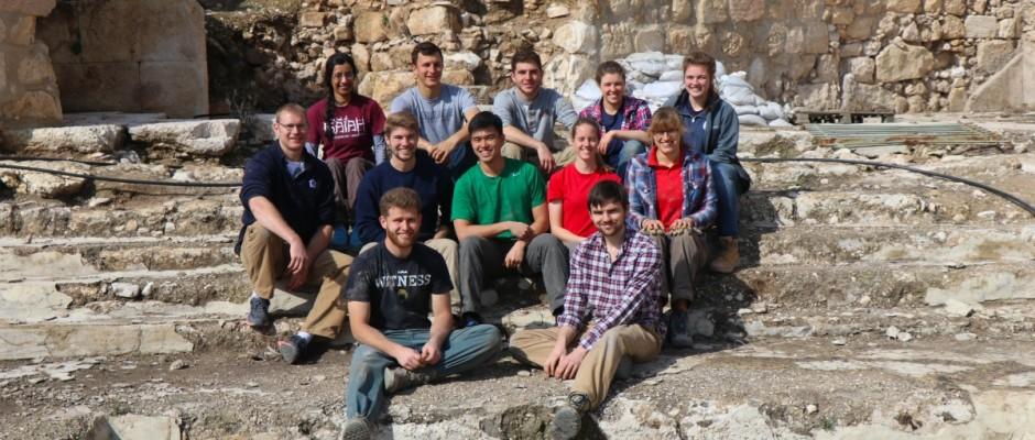 Ophel 2018 HWAC Excavators